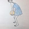 女の人を描く!練習