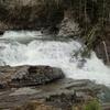 三段滝 ― 融雪期は激流 ―