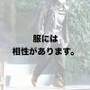 高橋一生さんにも知ってもらいたい「服の相性」の話。