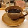 築地の「フォーシーズン」でホットコーヒー、「ターレットコーヒー」でトールラテ。