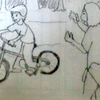 遠山顕の英会話楽習「初めて自転車に乗る日」