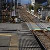 川越線の西川越駅は、違う駅名だったかも