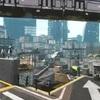 『スプラトゥーン2』試射会の会場、バッテラストリートを見る