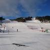 雪山遊び8日目/ちくさで午前アルペンボード🏂午後フリースタイルボード🏂