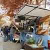 【食育にも】木もれ日の中で神戸の新鮮野菜を食す「FARMERS MARKET」in三宮