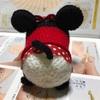 編み物初心者がツムツム編みぐるみでミニーを作る【後編】
