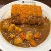 チキンカツカレー+やさい(CoCo壱番屋/つつじヶ丘)