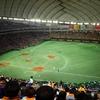 東京ドームD指定席券の座席はこんなの所でした!