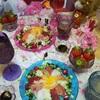雛祭りパーティー☆*:.。. o(≧▽≦)o .。.:*☆