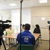 市民支援室のスタッフが 「ケーブルテレビ可児」に出演