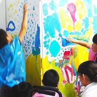 障がいのある子どもたちに創作の場を 寄付先活動レポート