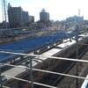 【電車でGO!】西武新宿線で拝島駅へ~ステンドグラスと富士山の頭~