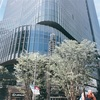 東京ミッドタウンは日比谷も六本木もある。おしゃれ最先端の商業施設です。