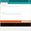 Arduino linuxで書き込みエラー error opening serial port