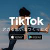 TikTokは綺麗な人向けの場所