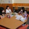 大放課:教室で遊ぶ