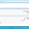 SFDC:個人取引先とVisualforceのデータ登録