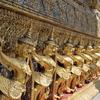 【DAY2】 タイ初旅行で、有名な御三家寺院を巡ってみた。