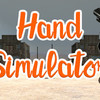 【うん。そう。手】Hand Simulator