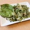 柿の葉茶を作りました(^^)