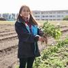 自然の力で育った野菜の魅力を届けたい(花島綾乃さん/千葉県)