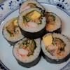 納豆・キムチ・鯖缶でキンパ