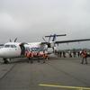 搭乗記 エアコルシカ バスティア⇒ニース XK202 ATR72 エコノミー