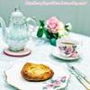 【紅茶とスイーツの美味しいペアリング】洋梨のデニッシュ「ウィリアム」に合う紅茶