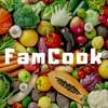 レシピアプリ「FamCook」をご紹介。手が汚れていても音声で操作できるから安心!