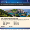 us airways Buy or give 100%ボーナスキャンペーン
