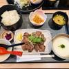 大阪・箕面『とろ麦』の『とろろと牛たん塩焼き定食』