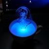 レーザーカッター日記:光るずん子アクリルプレートの台座再び、および、けものフレンズ