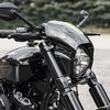 パーツ:Killer Custom「Aggressor Series Softail Breakout Headlight Fairing 18-19」