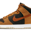 "2/5(金)発売 NIKE DUNK HIGH PRM ""DARK RUSSET"""