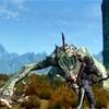 【Switch版スカイリム日記55】クエスト『ドラゴンの目覚め』羽のあるトカゲVSないトカゲ