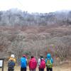 雨と虹の屏風岩~住塚山~国見山