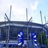 ドイツ・ハンブルクに本拠地を置くハンブルガーSV。フォルクスパルクシュタディオン・スタジアムツアーとミュージアム見学