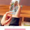 mixiの写真共有アプリみてねがとても秀逸で親戚一同よろこんでいる