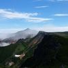 富良野岳(1912m)~上ホロカメットク山(1920m)