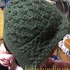 "【Ravelry】""Neon Ski Bonnet""北欧風の可愛い耳あて帽子を編みました。"