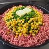 【レシピ】ひき肉とフライパンで♬簡単ペッパーランチ風ライス♬