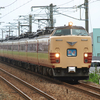 懐かしの車両編 ⑧ 北陸、関西で撮った485系雷鳥号