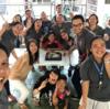 誕生日ケーキとNew Students そして魚のプレゼント