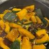 カボチャの煮物はたくさん食べたいものです。