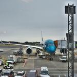 今回のタイの旅で利用した航空会社は、またまた「ベトナム航空」それぞれの空港でしっかりとラウンジも利用して!!