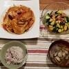 2018/09/13の夕食