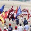 土曜日は小学生全日本・中日本予選会決勝・3位決定戦。娘たちは東海総体。