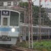 2020.10.15 小田急小田原線を線路沿いで撮影。