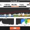 【ロードバイク】Zwiftインターバルトレーニング開始36日目_20200616