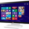 LG 23ET83V-Wが新発売:Windows8認証10点マルチタッチ対応23型液晶ディスプレイ